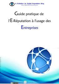 Guide pratique e-réputation entreprises